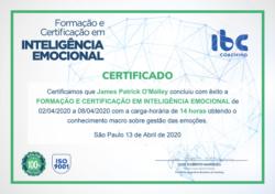 IBC Emotional Intelligence Certification