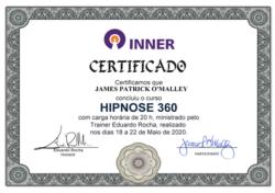 Inner 360 Hipnosis Certification