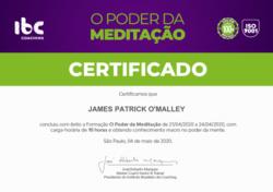 IBC Power of Meditation Certification